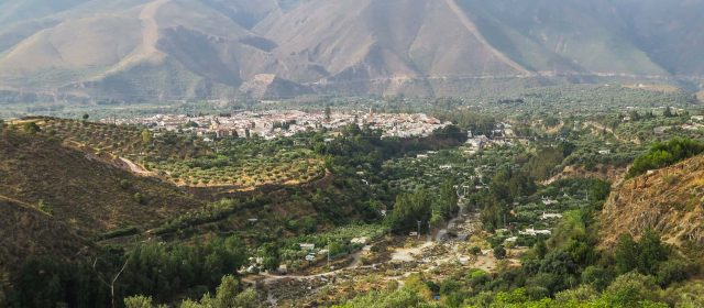 El poderoso influjo de Las Alpujarras