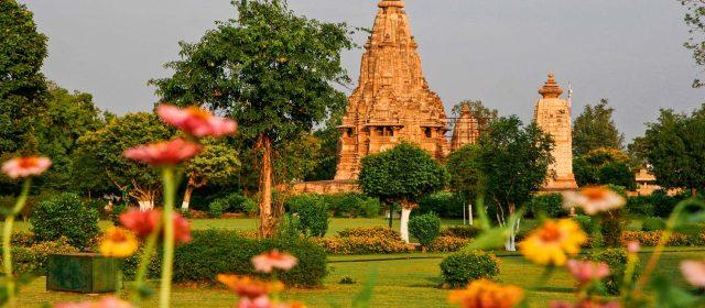 Los templos eróticos de Khajuraho