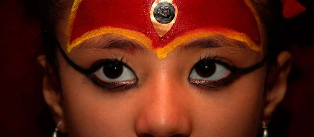 Las Kumaris: niñas-diosas de Nepal