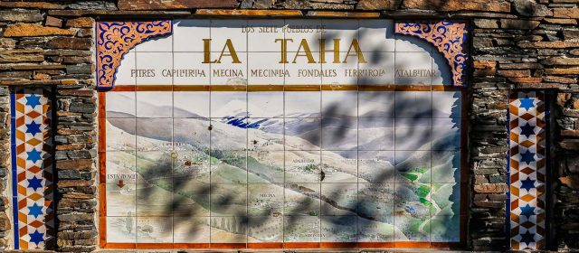 Discover all the villages of La Taha de Pitres