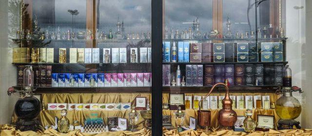 Madini, una estirpe de artesanos perfumistas en Tánger