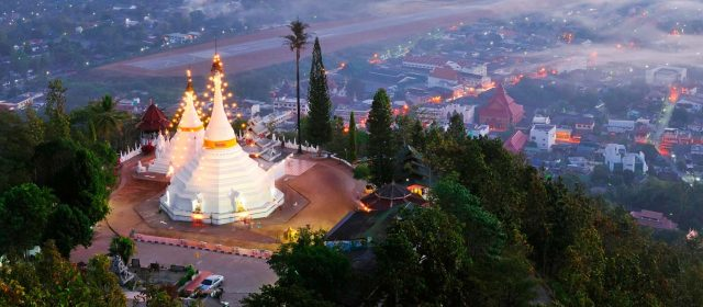 Mae Hong Son multiétnica