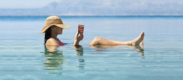 Los secretos del mar muerto: consejos de uso y disfrute