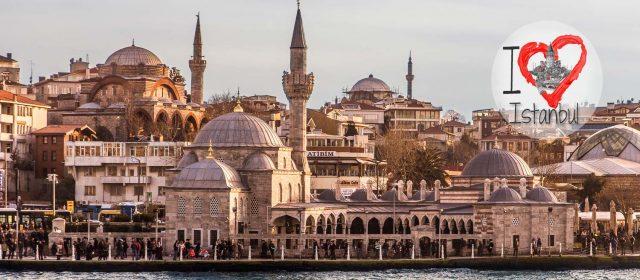 Top 5 de las mezquitas de la parte asiática de Estambul
