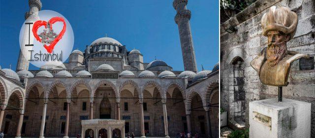 Mimar Sinan, arquitecto de arquitectos