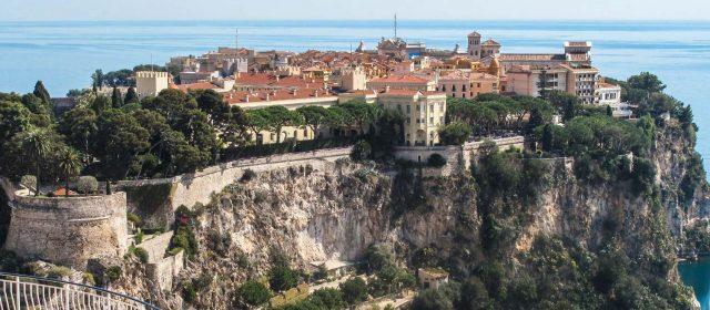 El corazón de Mónaco es una roca