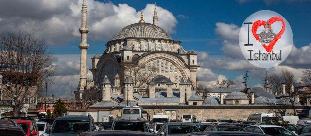 """Nuruosmaniye, la mezquita de """"la luz de Osman"""""""