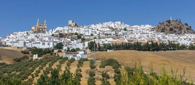 Ruta de los pueblos blancos de Cádiz: Olvera
