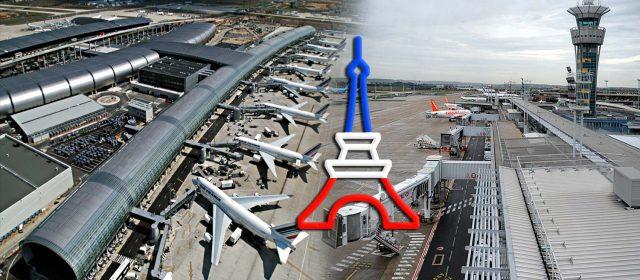 Cómo llegar desde los aeropuertos de París al centro de la ciudad