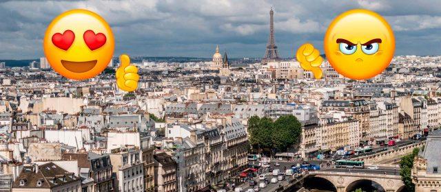 París, ¿la amas o la odias?