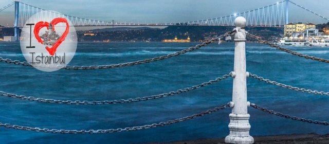 Los puentes de Estambul: El Estrecho del Bósforo.