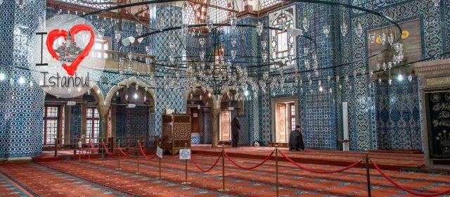 Una joya escondida en el bazar: La mezquita de Rüstem Pasha