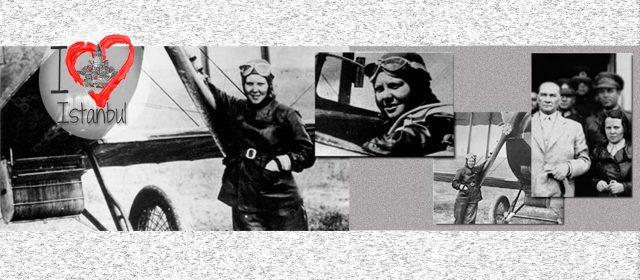 Sabiha Gökçen: una pionera de los cielos