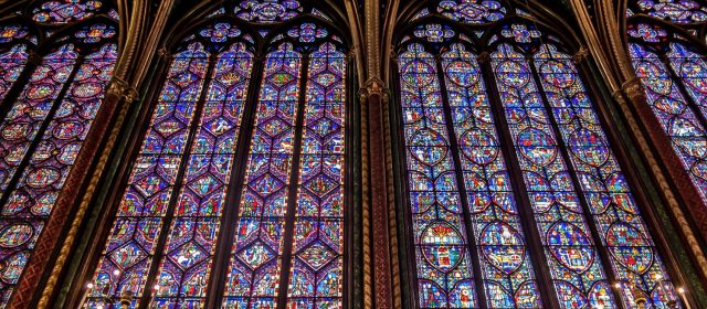La Sainte-Chapelle, una joya gótica en el corazón de París