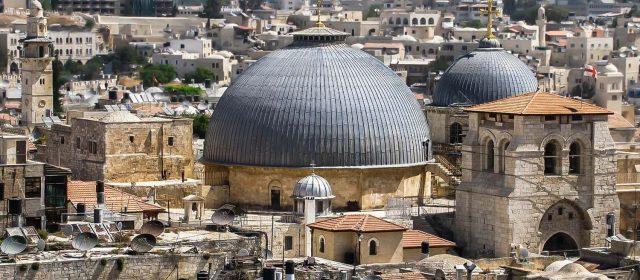 Visita al Santo Sepulcro de Jerusalén
