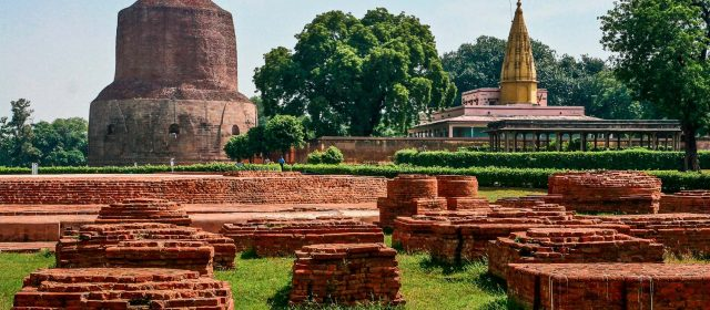 Sarnath and the wheel of Dharma