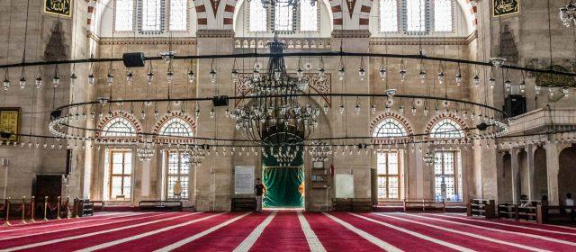 Sehzade Camii, la Mezquita de los Príncipes