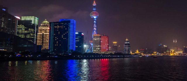 Shanghai: el Manhattan chino