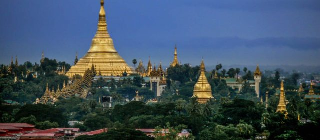 Salvar Shwedagon