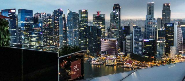 "Singapur, ""Asia para principiantes"""