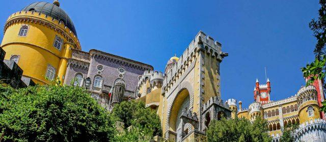 Sintra, una villa portuguesa de cuento de hadas