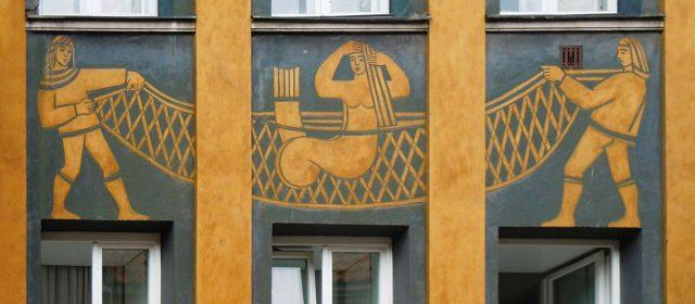 Las sirenas protectoras de Varsovia