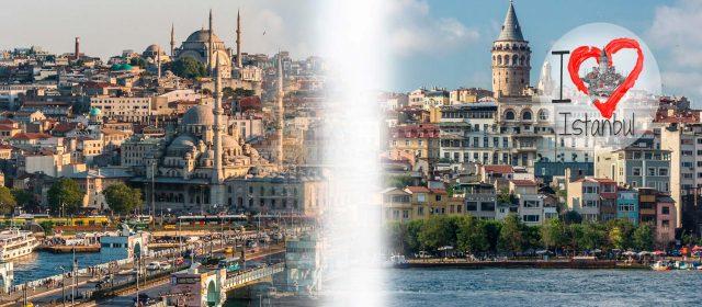 Donde hospedarse en Estambul: Sultanahmet o Beyoglu?