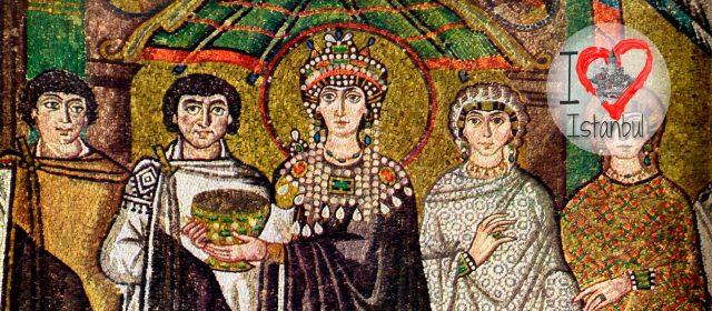 Teodora de Bizancio, la hija del domador de osos