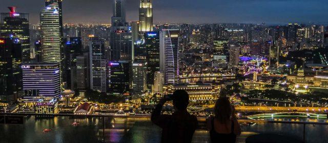 Singapur: dos terrazas panorámicas que os cortarán la respiración.