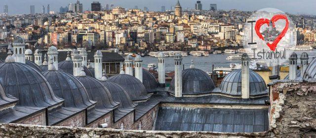 Las mejores terrazas panorámicas de Estambul