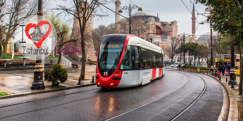 Guía útil del Transporte Urbano en Estambul | Cuaderno de Viajes