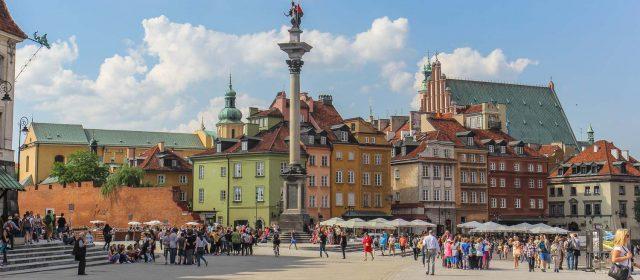 Primavera en Varsovia