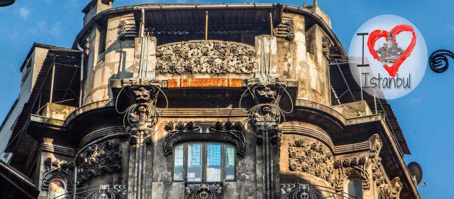 Modernismo en el viejo Estambul, el Vlora Han