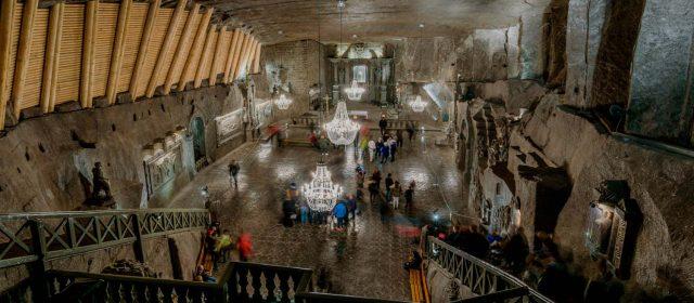 Wieliczka, la ciudad de sal