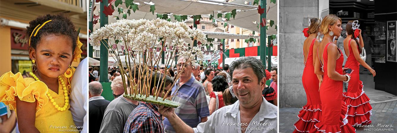 Feria de m laga la feria del sur de europa cuaderno for Feria outlet malaga 2017