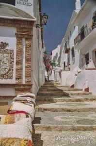 Escalinatas por doquier