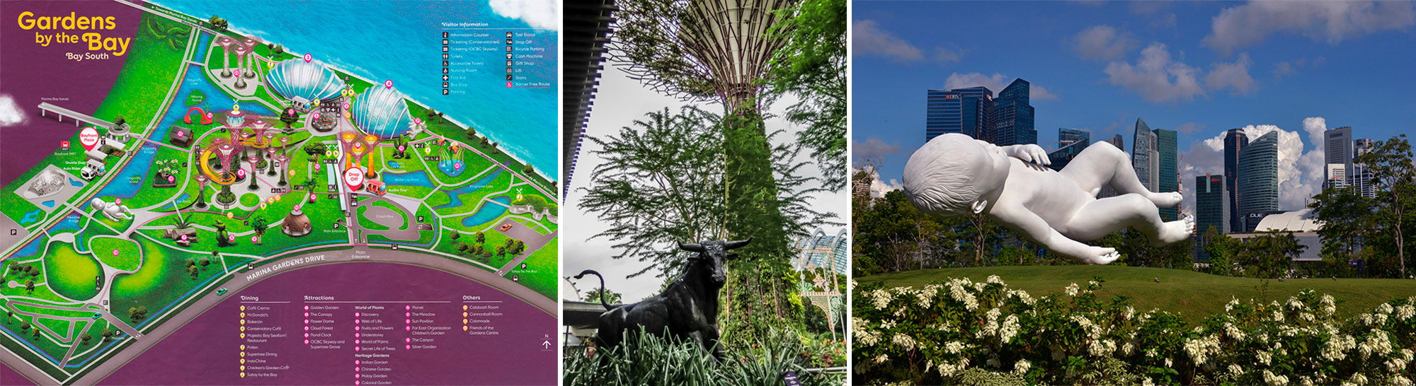 Gardens By The Bay Un Inesperado Toque De Magia En Singapur