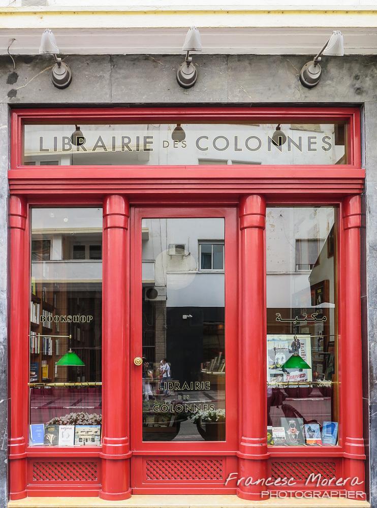 Librería Des Colonnes Referencia Cultural De Tánger