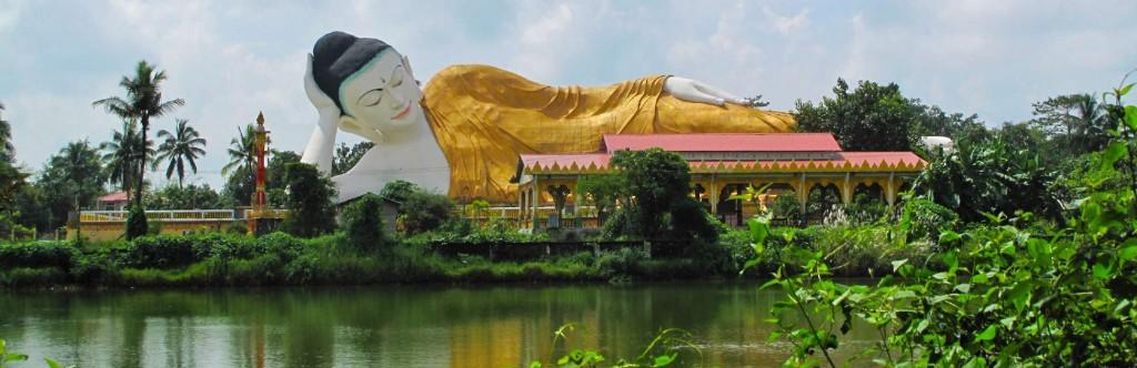 Buda de Nyathalyaung, Bago